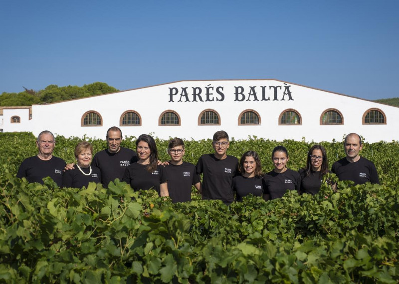 Pares Balta Cava Brut Nature S.A.